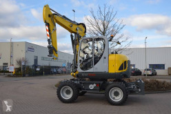 Wacker Neuson EW100 used wheel excavator
