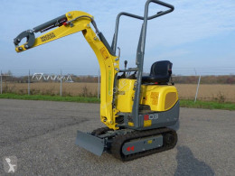 Wacker Neuson 803 used mini excavator