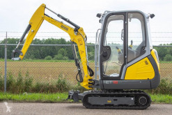 Wacker Neuson ET18 mini-escavadora nova
