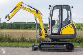 Wacker Neuson ET24 new mini excavator
