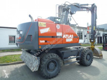 Excavator Atlas 160 W 160 W second-hand