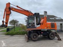 Hitachi ZX170W-3 excavator pe roti second-hand