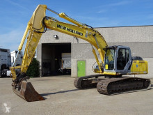New Holland Kobelco E245B used track excavator
