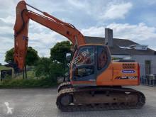 Excavadora Doosan DX160 LC excavadora de cadenas usada