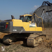 Volvo EC220DL 5234 tweedehands rupsgraafmachine