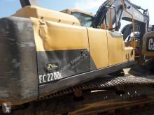Escavadora Volvo EC220DL 5241 escavadora de lagartas usada