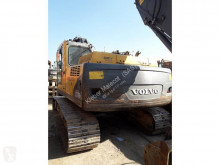 Volvo EC210BLC 11244 used track excavator
