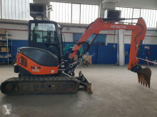 Hitachi ZX52U mini-excavator second-hand