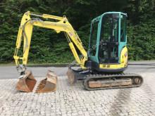 Yanmar mini excavator VIO 33 U