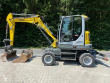Escavatore gommato Wacker Neuson EW65