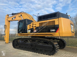جرافة Caterpillar 374DL مستعمل