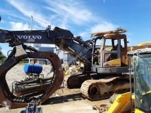 Pelle sur chenilles Volvo ECR235CL 4307