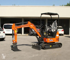 Hitachi zx17u-6 yr used mini excavator