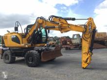 Excavadora JCB JS145W excavadora de ruedas usada