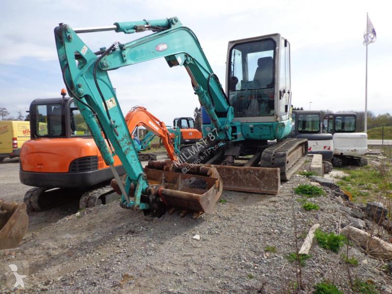 Vedeţi fotografiile Excavator IHI 50 VX