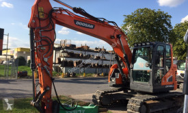 Excavator Doosan DX140LCR-5 second-hand