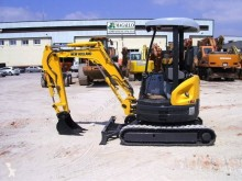 New Holland E 20.2 SR used mini excavator