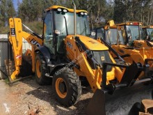 JCB 3CX used wheel excavator