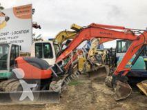 Excavator pe şenile Kubota KX080-3