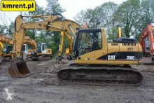 Caterpillar 318C 318C LIEBHERR R914 R900 R934 BOBCAT 444 FIAT HITACHI KOBELCO JCB JS130 JS145 JS210 JS235 MECALAC 8MCR pelle sur chenilles occasion