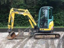 Excavadora Yanmar VIO 33 U miniexcavadora usada