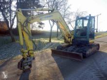 Yanmar Vio 80 U mini-excavator second-hand