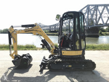 Yanmar ViO26-6 mini-excavator second-hand