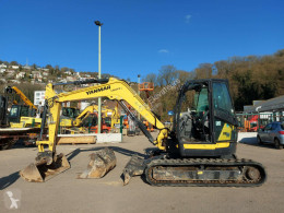 Yanmar VIO80-1A mini-excavator second-hand