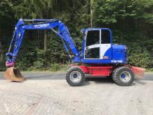 Excavadora Terex TW 110 excavadora de ruedas usada