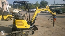 Yanmar VIO 17 U Vio17 mini-excavator second-hand