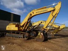 Excavadora excavadora de cadenas Hyundai RETRO EXCAVADORA CADENAS HYUNDAI 450 LC 2000