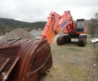Excavadora Fiat RETRO EXCAVADORA CADENAS FIAT EX 455 2000 excavadora de cadenas usada