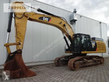 Caterpillar 349EL excavator pe şenile second-hand