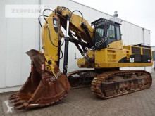 Caterpillar 385CFS excavator pe şenile second-hand