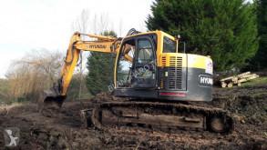 Excavadora Hyundai R 145 LCRDT-9 excavadora de cadenas usada