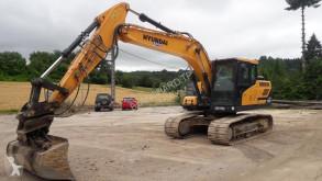 Excavadora Hyundai HX 160 L excavadora de cadenas usada