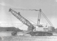 tweedehands dragline