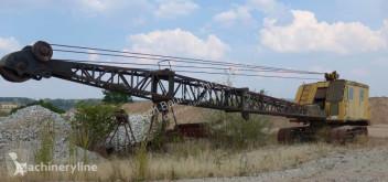 WESERHÜTTEW80 Dragline excavators / Seilbagger escavadora de cabos usada