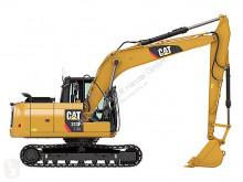 Escavadora Caterpillar 313F LGC escavadora de lagartas usada