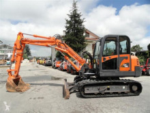 Escavadora Doosan DX 75 mini-escavadora usada