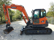 Mini-lopata Doosan DX 85R-3