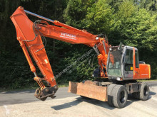 Hitachi ZX 160 W used wheel excavator