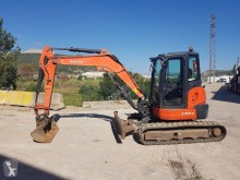 Kubota U55-4 used mini excavator