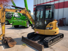 Mini-excavator Caterpillar 304E CR