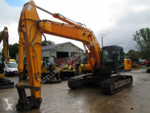Hyundai Robex 250 LC-7A used track excavator