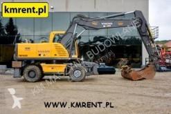 Pelle sur pneus Volvo EW180B|KOMATSU VOLVO 160 180 JCB JS175W CAT 315 316 318