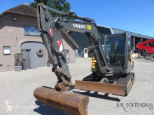 Volvo EC 55 used mini excavator