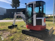 Takeuchi TB 23 R TB 23 R mini-excavator second-hand