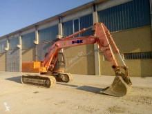 Excavadora excavadora de cadenas Fiat Kobelco EX165