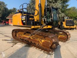 Excavadora Caterpillar 336 EL excavadora de cadenas usada